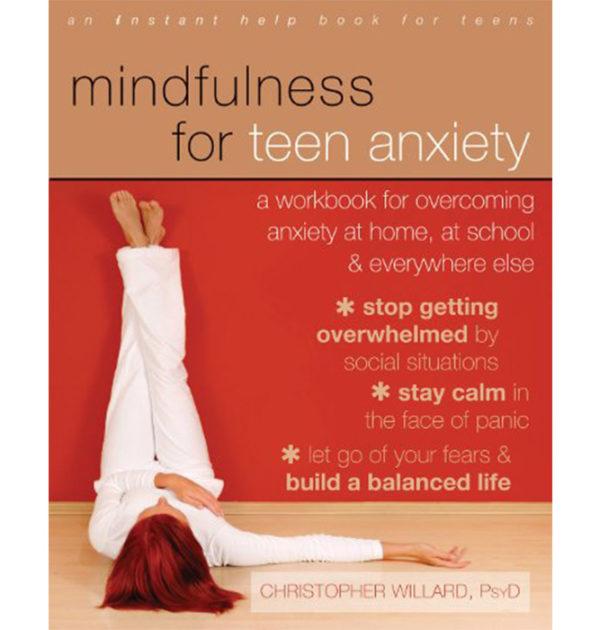 Midfulness for teen anxiety