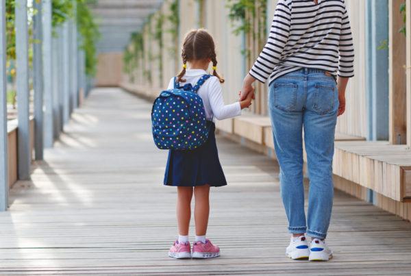 Going Back to School and Children's Mental Health - Lifeworks Counseling Center